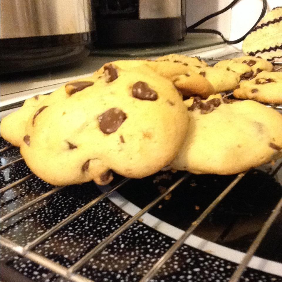 Tiffany's Chocolate Chip Cookies oakrose
