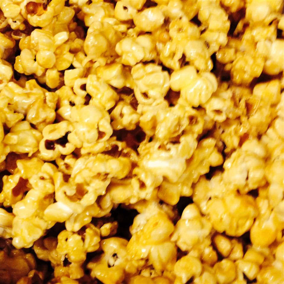 Caramel Popcorn with Marshmallow Shawn Pruitt