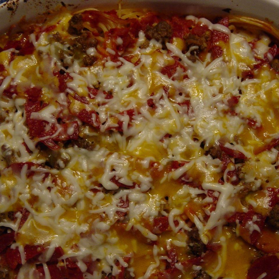 Spaghetti Pizza Lasagna Sheri S.