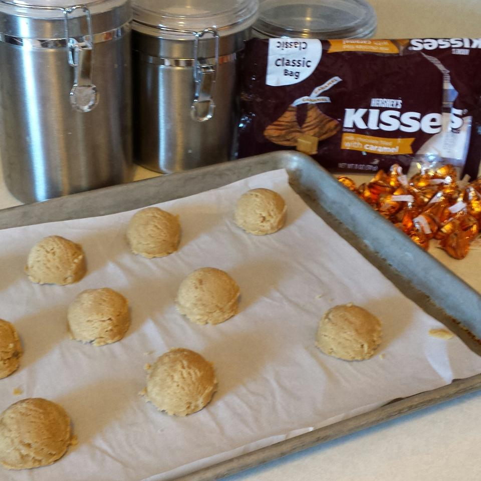 Salted Caramel Brown Butter Cookies squeeziebrb