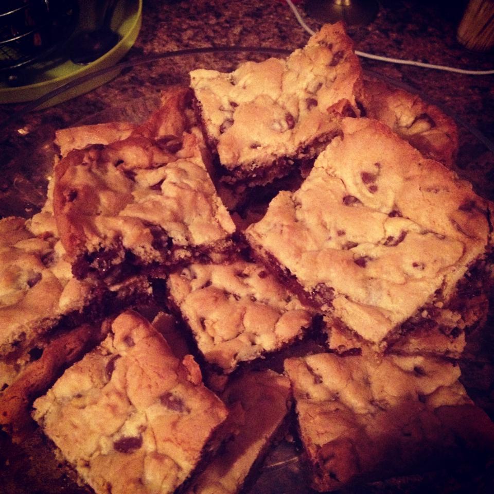 Bar Cookies from Cake Mix cupkakegrl88