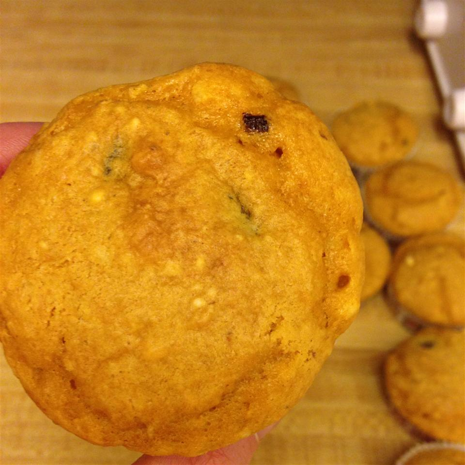 Pumpkin Muffins jessreece