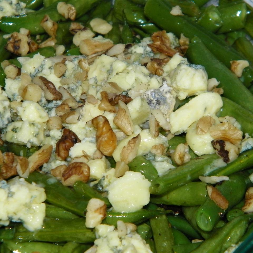 Green Beans with Blue Cheese Seattle2Sydney