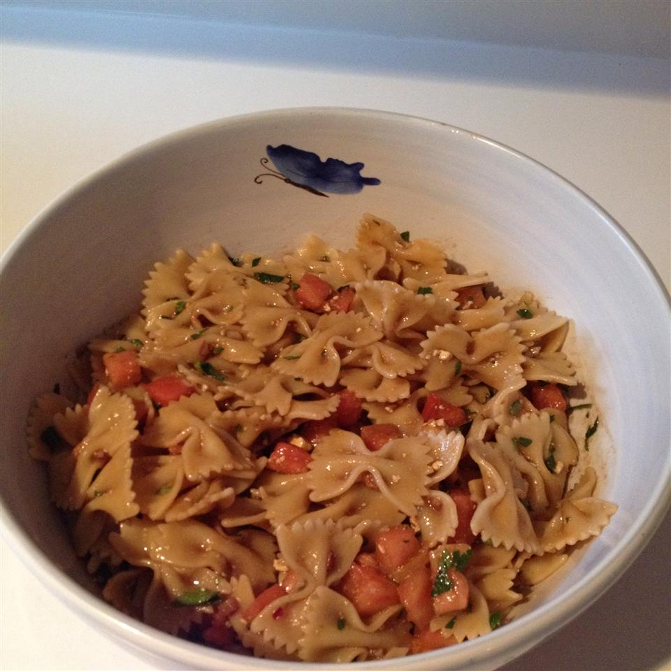 Awesome Bow Tie Pasta Lisa K