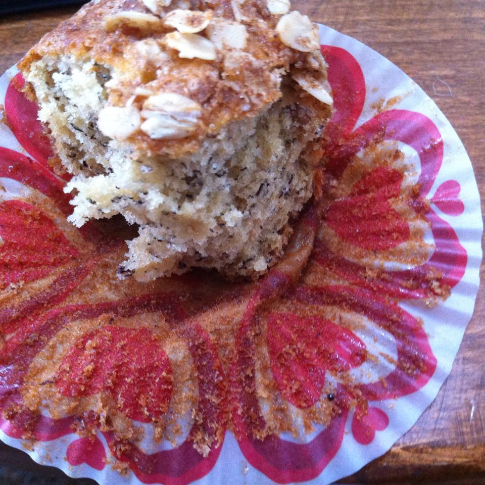 Banana Coffee Cake with Pecans Talitha Hallock