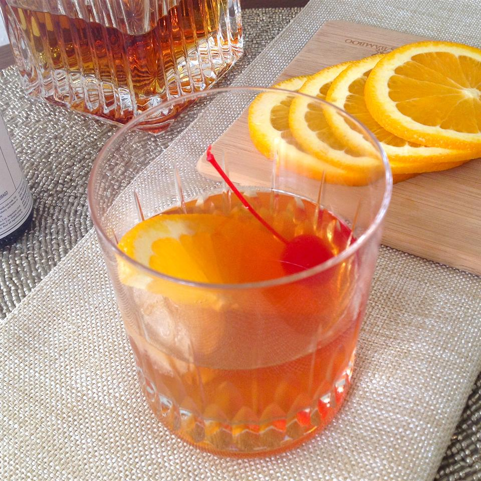 Classic Old Fashioned