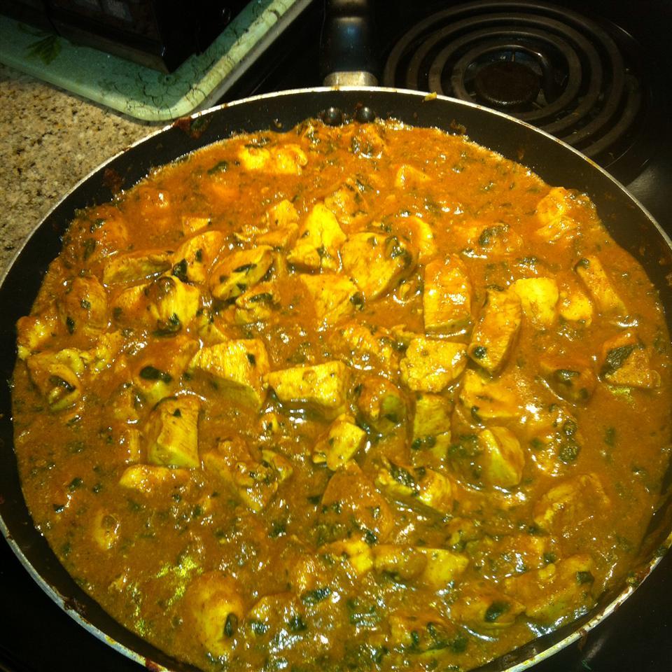 Chicken Saagwala Tristan