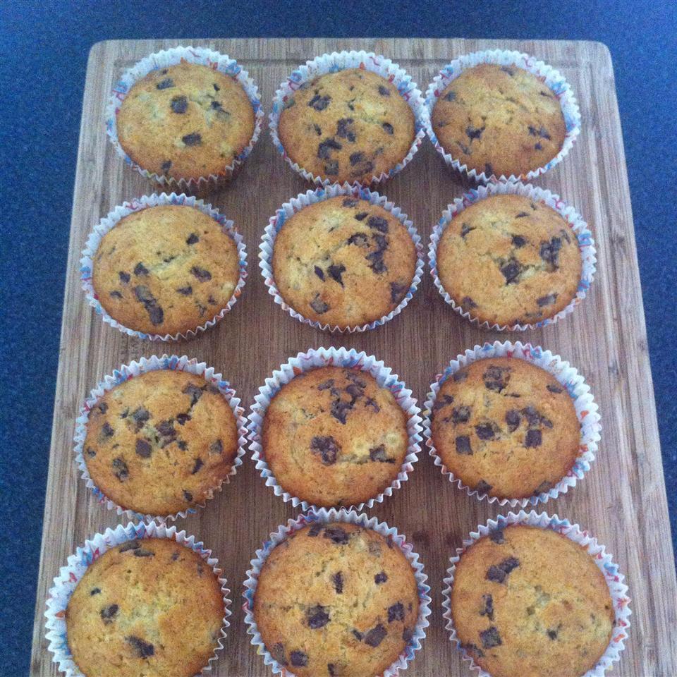 Oh My Gosh Muffins