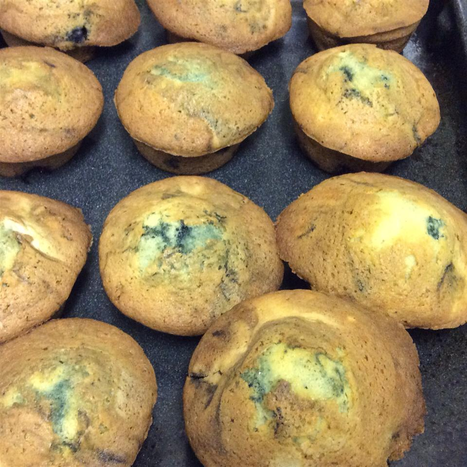 Best of the Best Blueberry Muffins CassieCooks