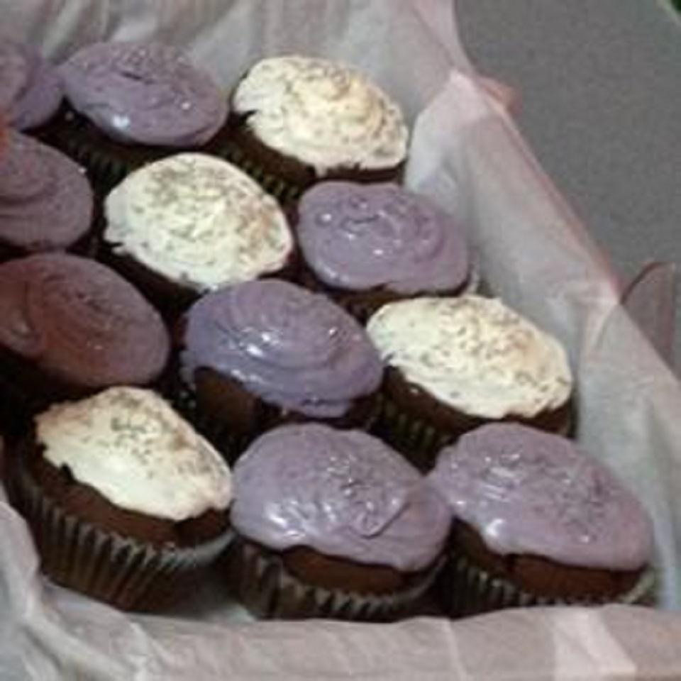 Gluten-Free Chocolate Chickpea Cupcakes THORSKY