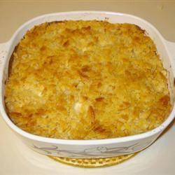 Chicken Crunch Casserole Kelli