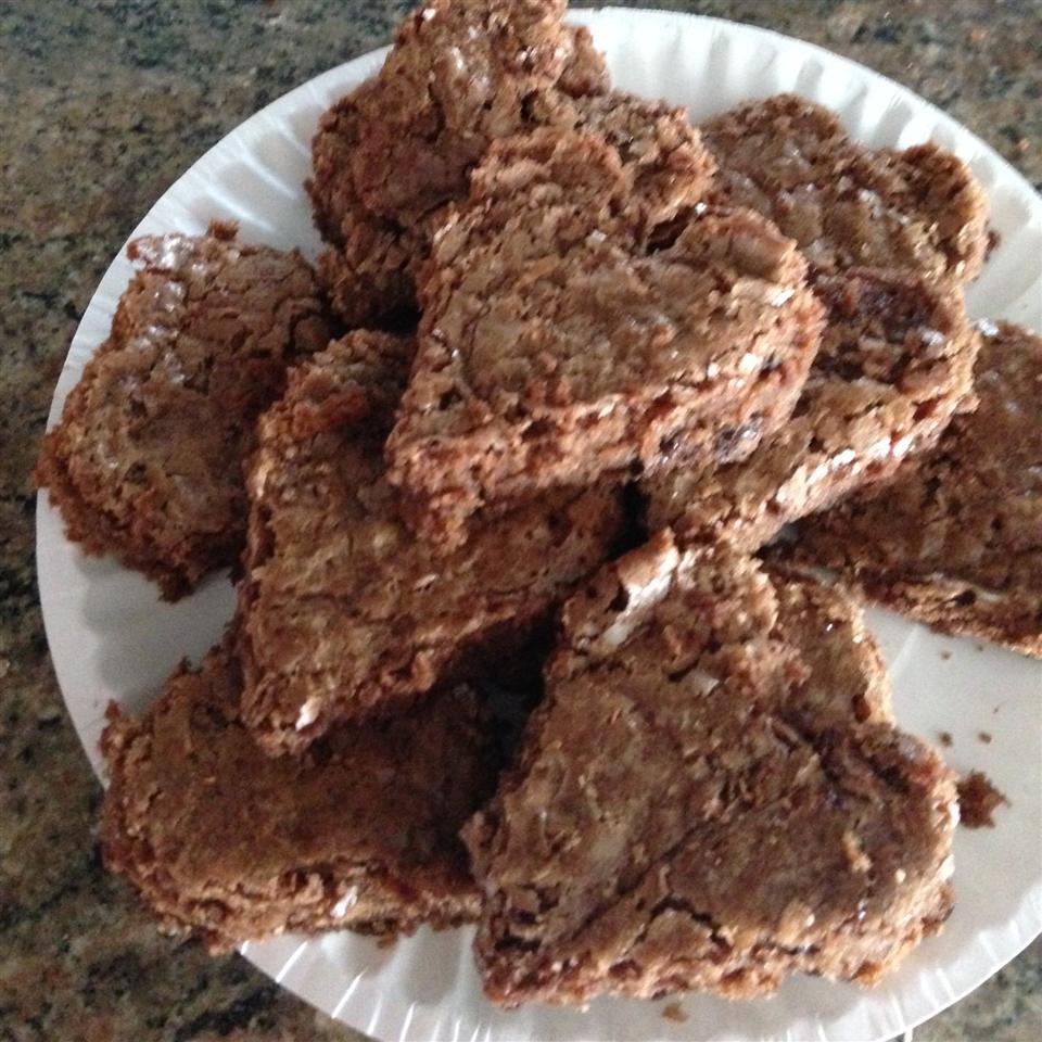 One Bowl Brownies Dana Lee