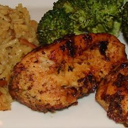 Spicy Garlic Lime Chicken