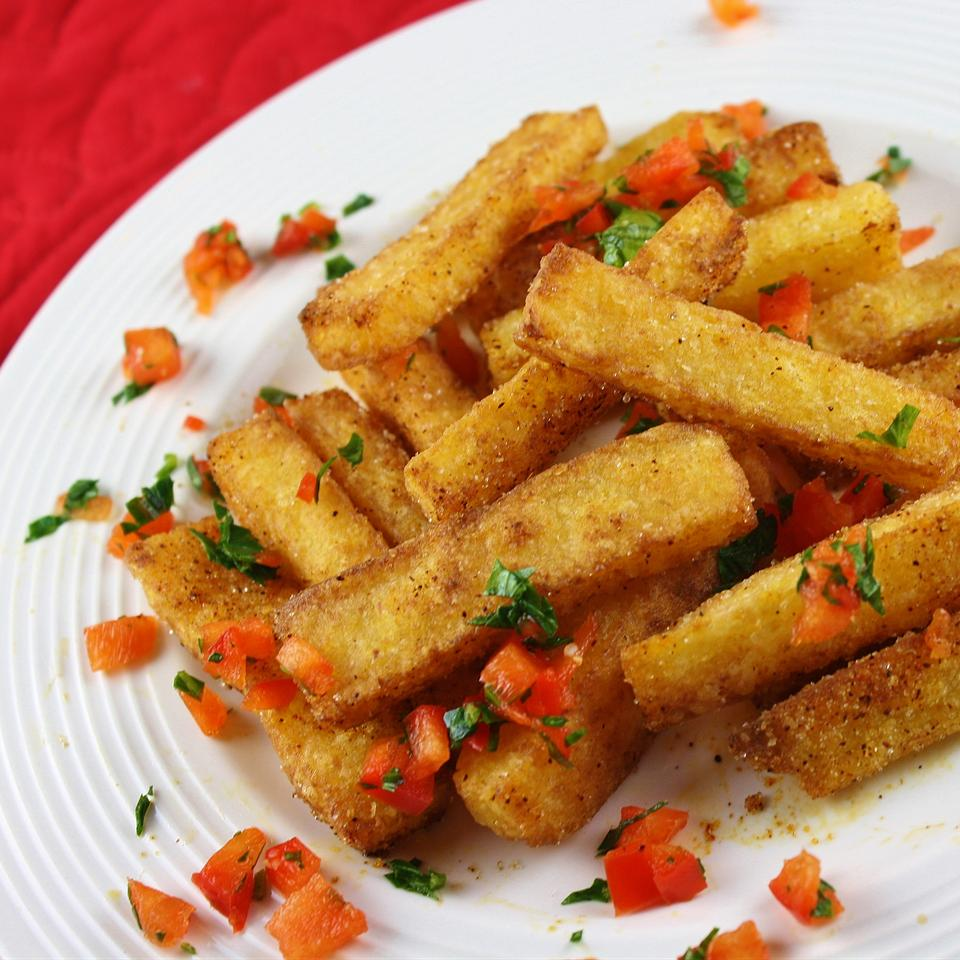 Polenta Fries Recipe Allrecipes