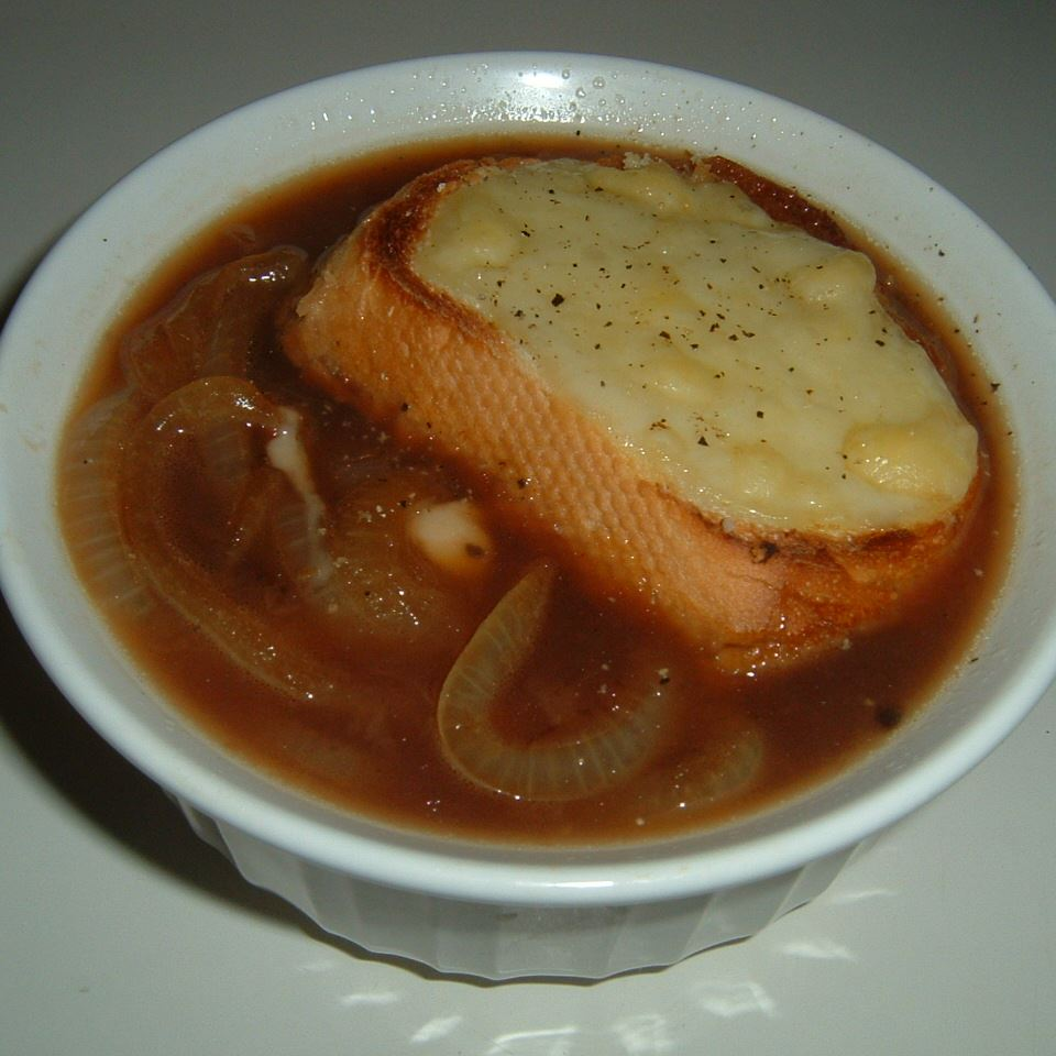 Lance's French Onion Soup Lance Mertz