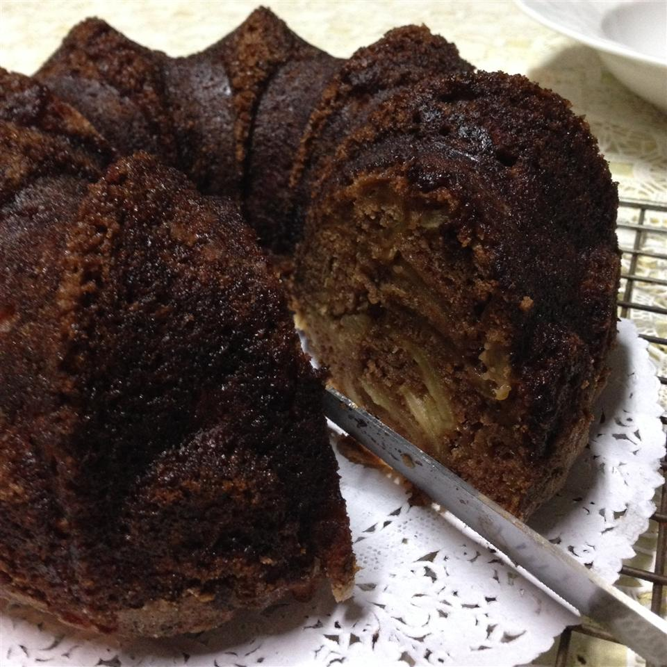 German Apple Cake I opalsky