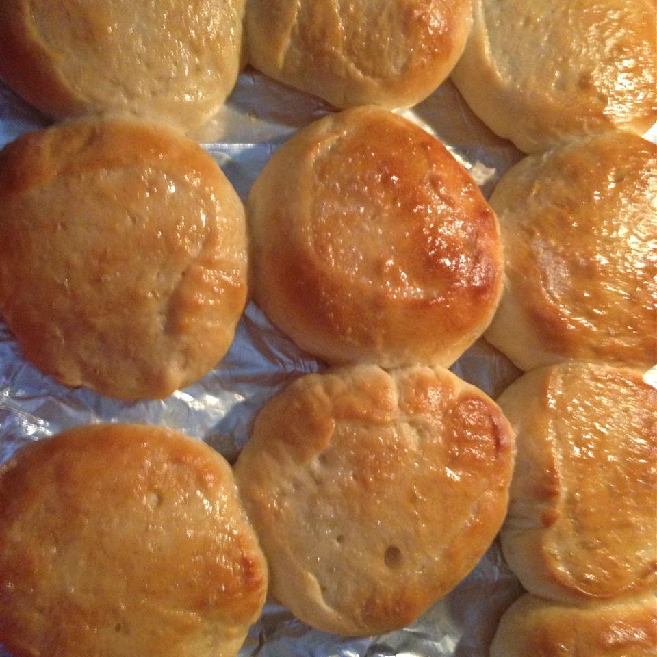 Bread Machine Rolls Jeimy
