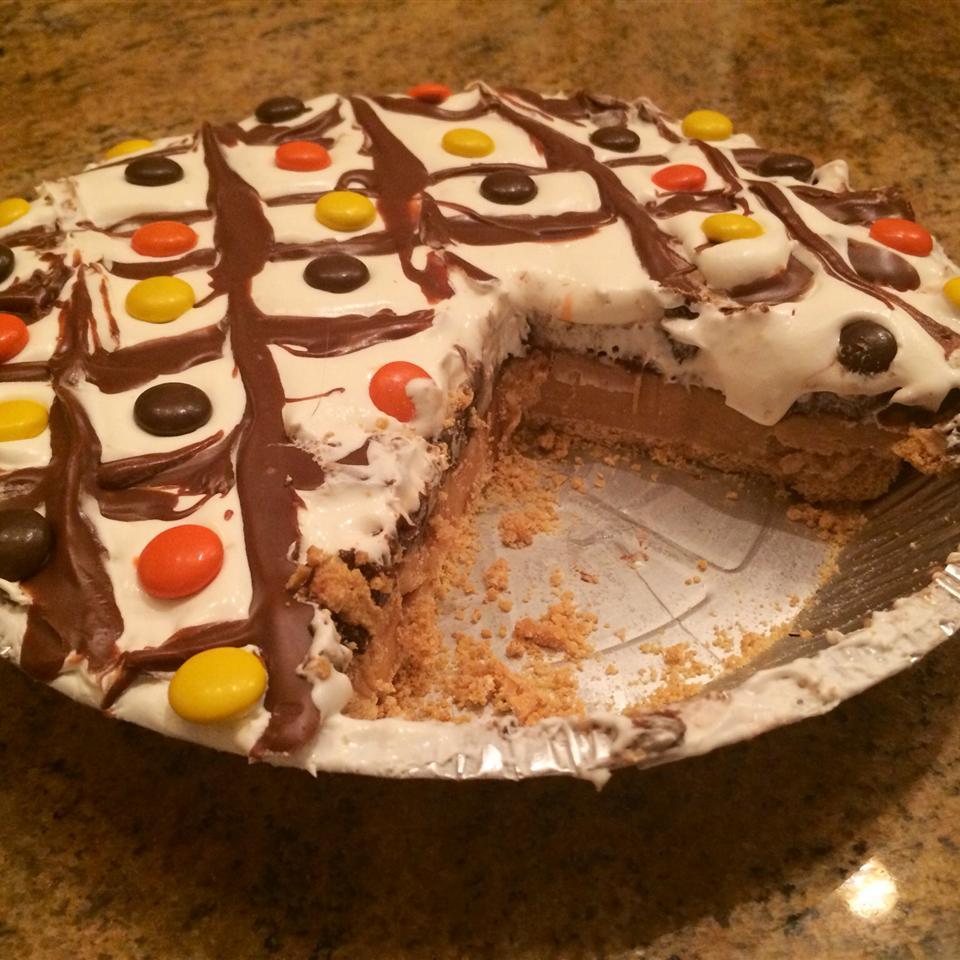 Chocolate Peanut Butter Pie Jackie Claver