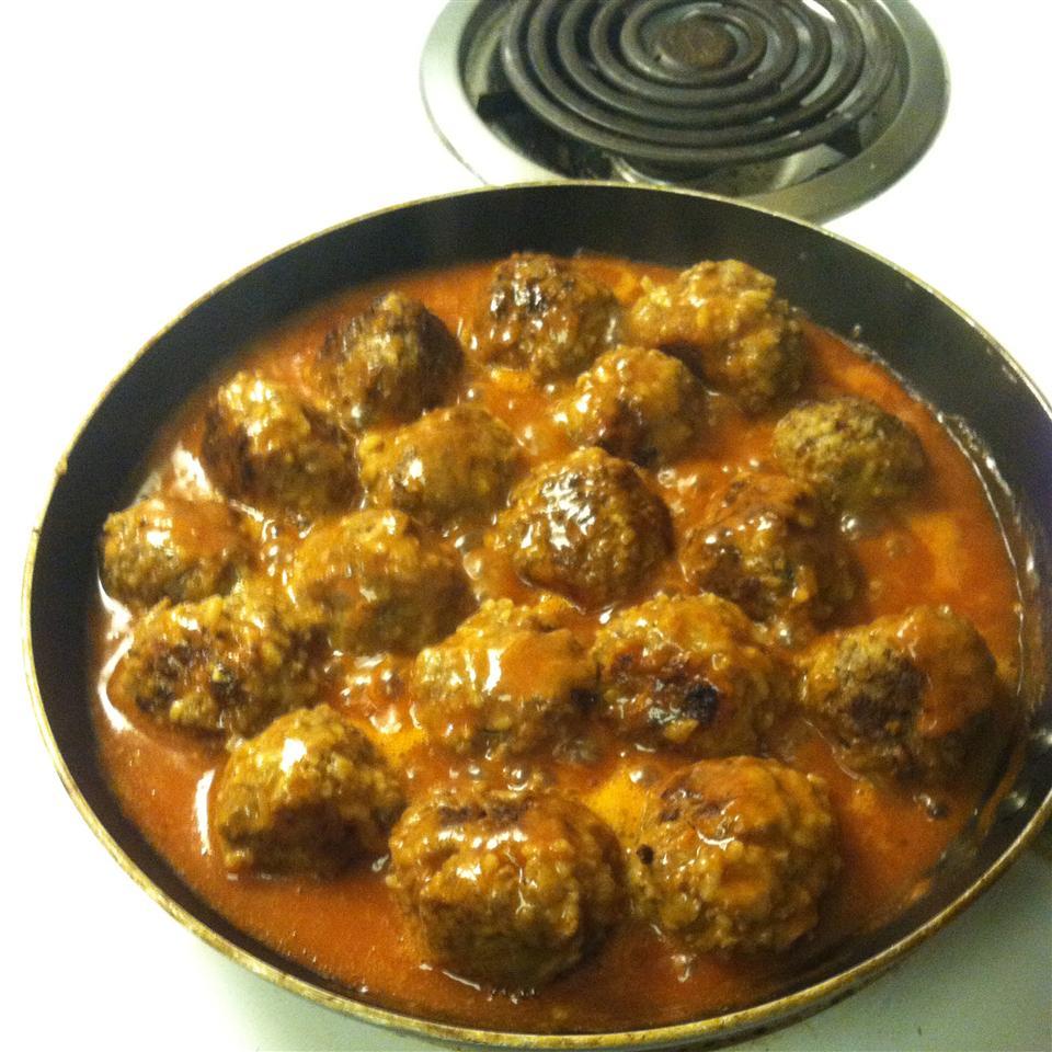 Porcupine Meatballs III