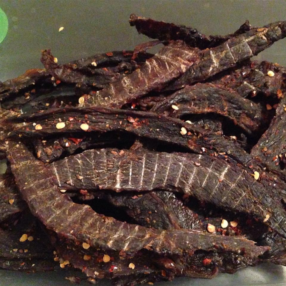 Jerky Lover's Jerky - Sweet, Hot and Spicy!