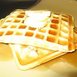 Deluxe Waffles mommyluvs2cook