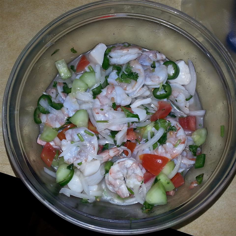 Javi's Really Real Mexican Ceviche VictoriaSe49896