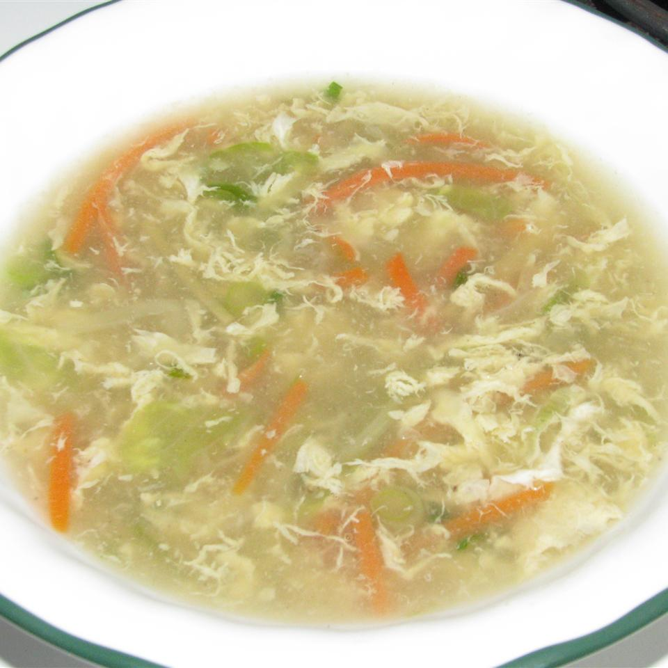 Deluxe Egg Drop Soup
