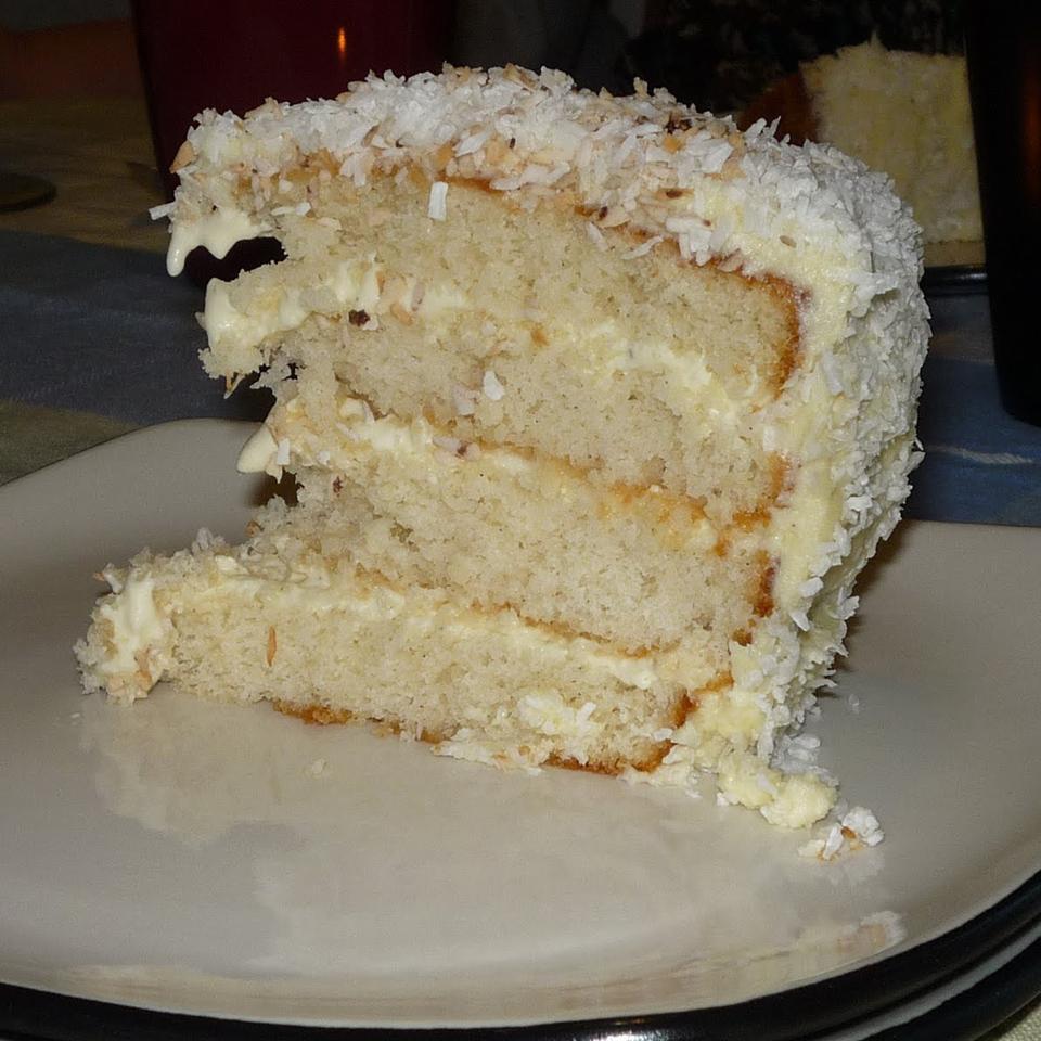 Brazilian-Style Moist Coconut Cake Raelyn Romero