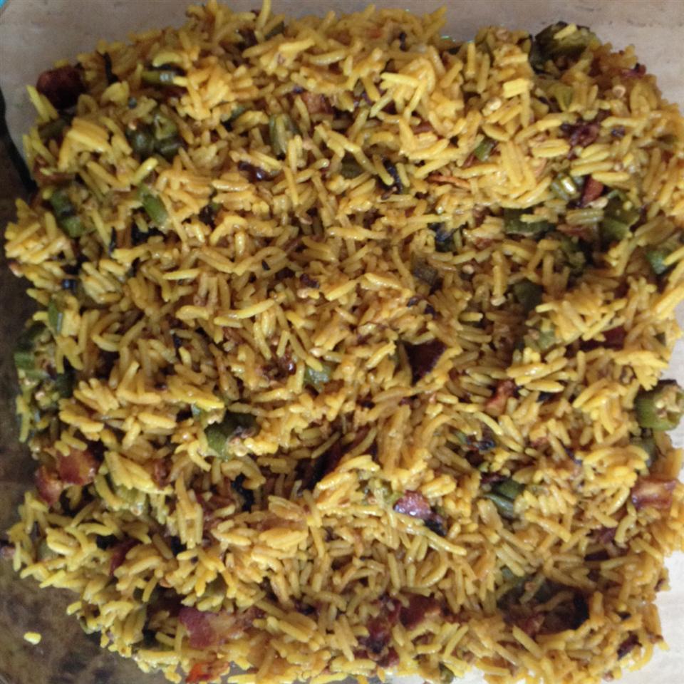 Okra Rice Maria