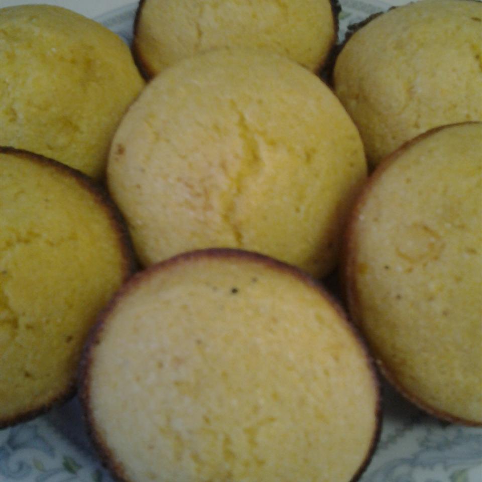 Savory Corn Muffins Louise