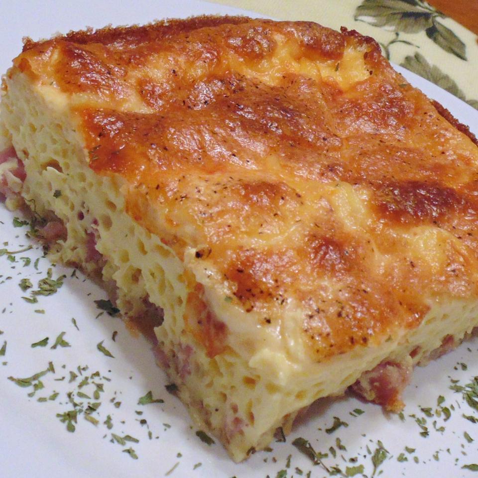 Oven Omelet - Light Version