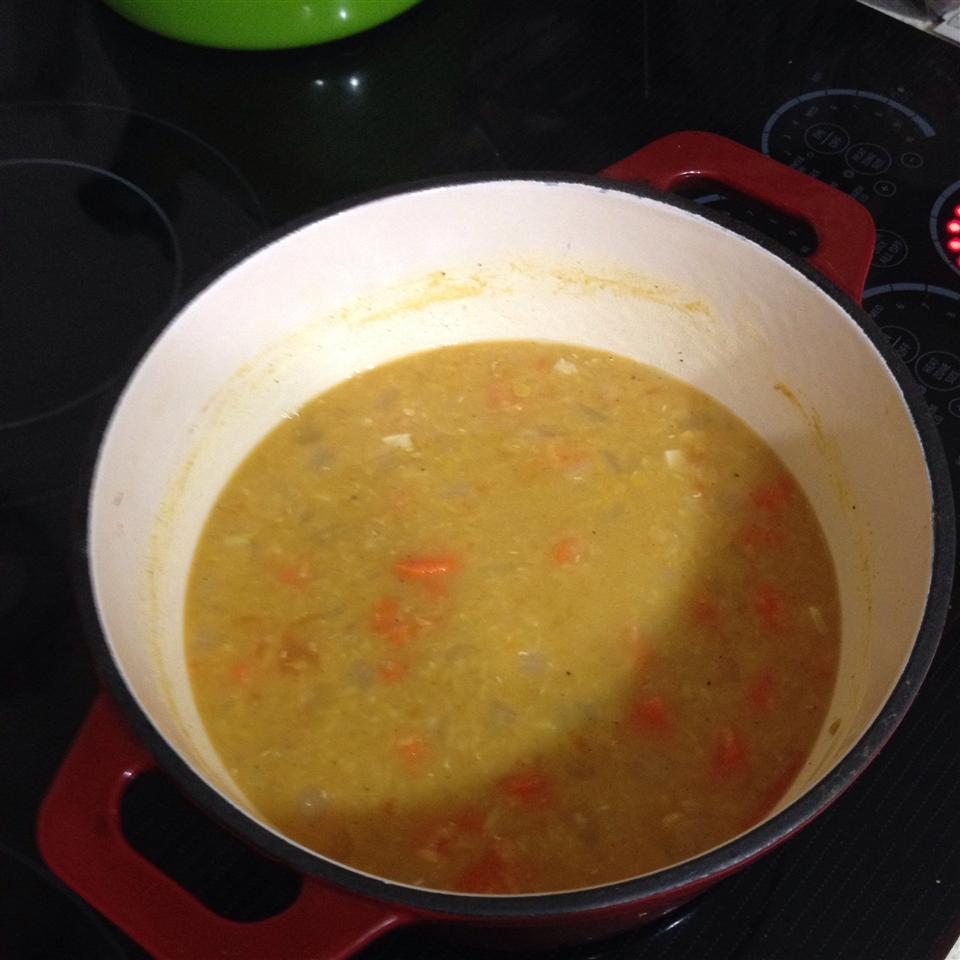 Egyptian Lentil Soup Sagio25