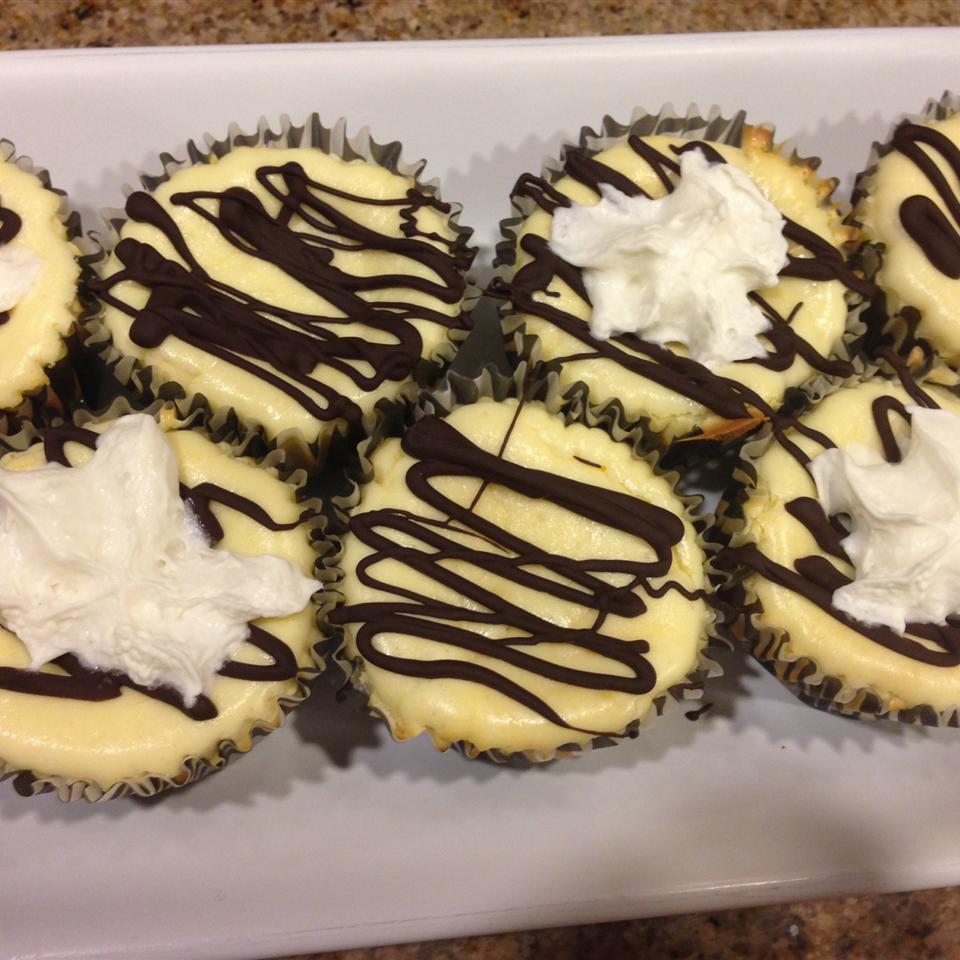 OREO Mini PHILLY Cheesecakes