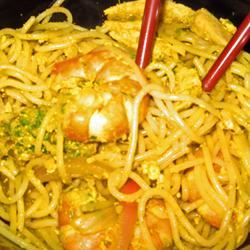 Singapore Noodles Lesley
