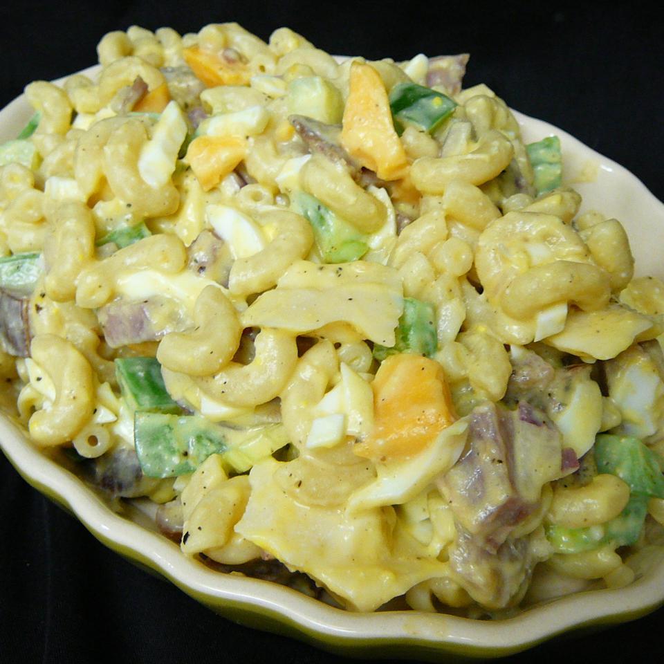 Dad's Working Man's Macaroni Salad
