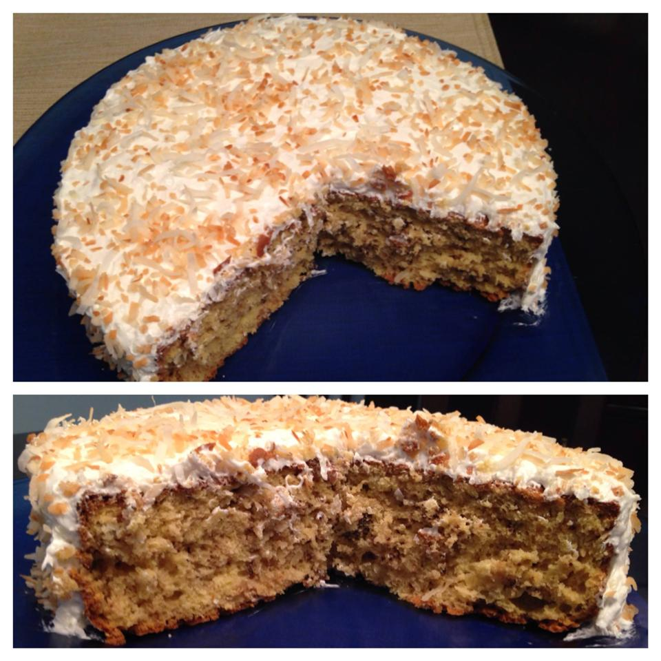Coconut Cake III Kim Lehman