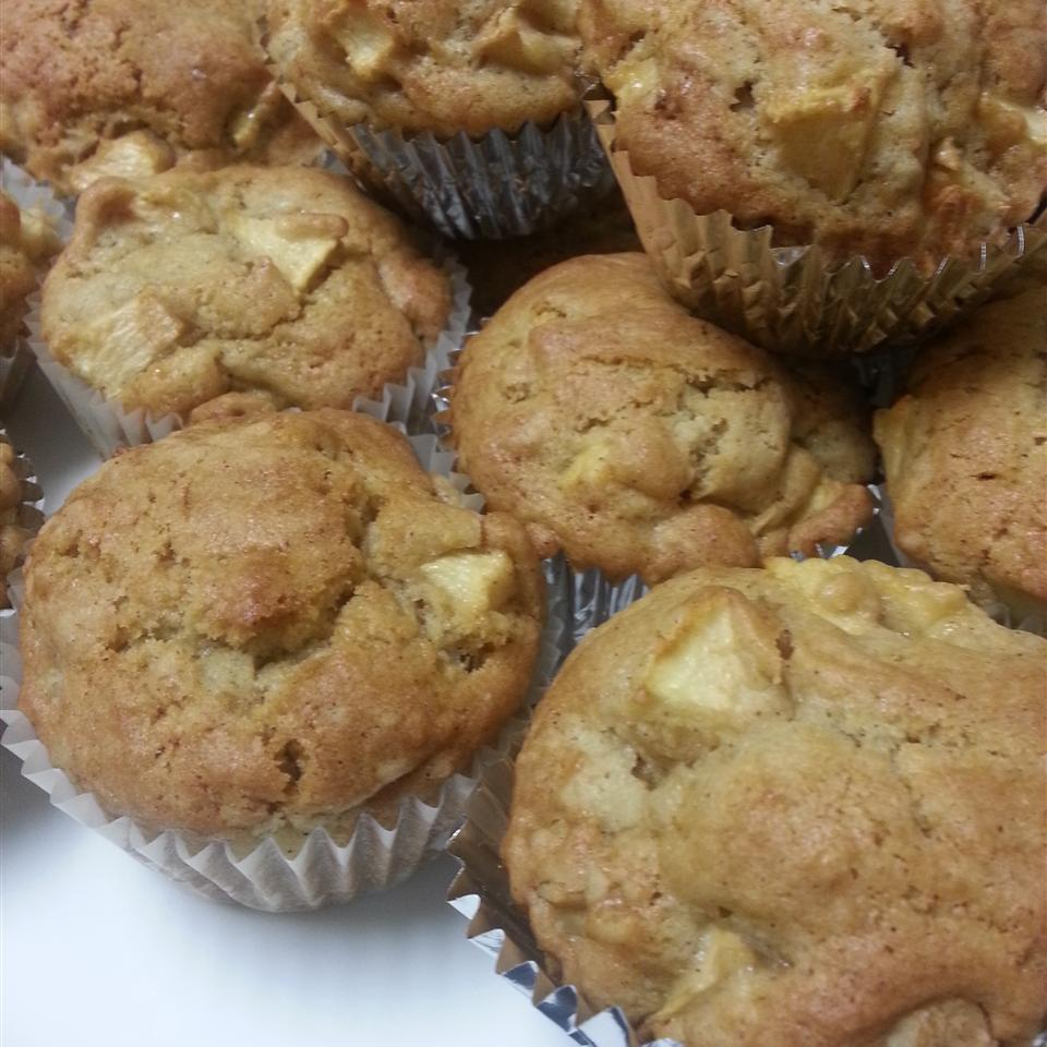 Hunnybunch's Special Apple Muffins MBPG