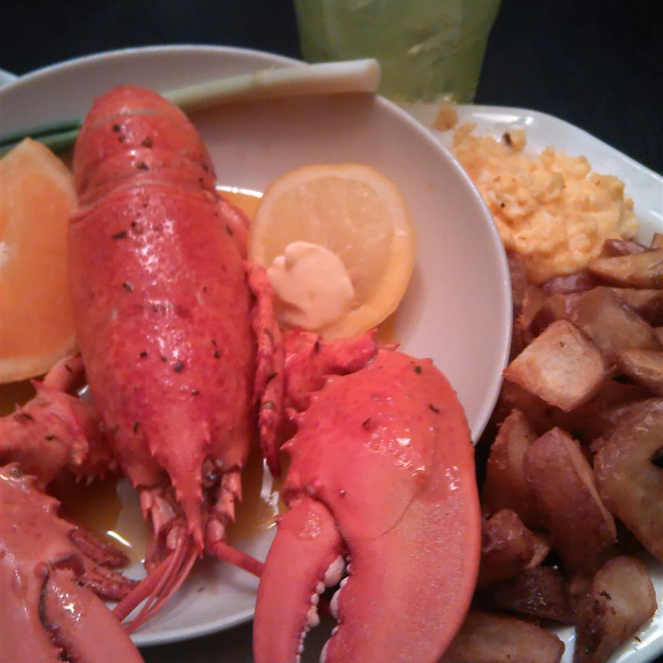 Boiled Lobster Recipe