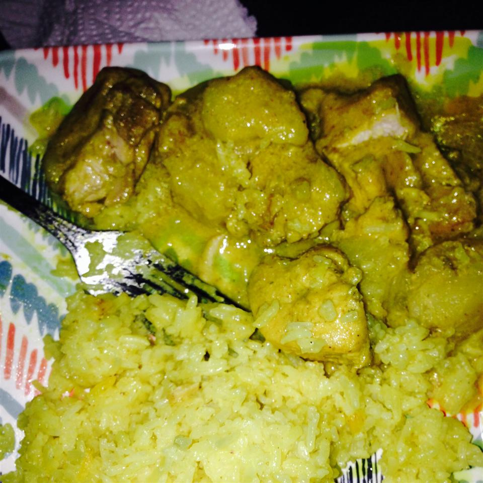 West Indian Curried Chicken Jully Michelle
