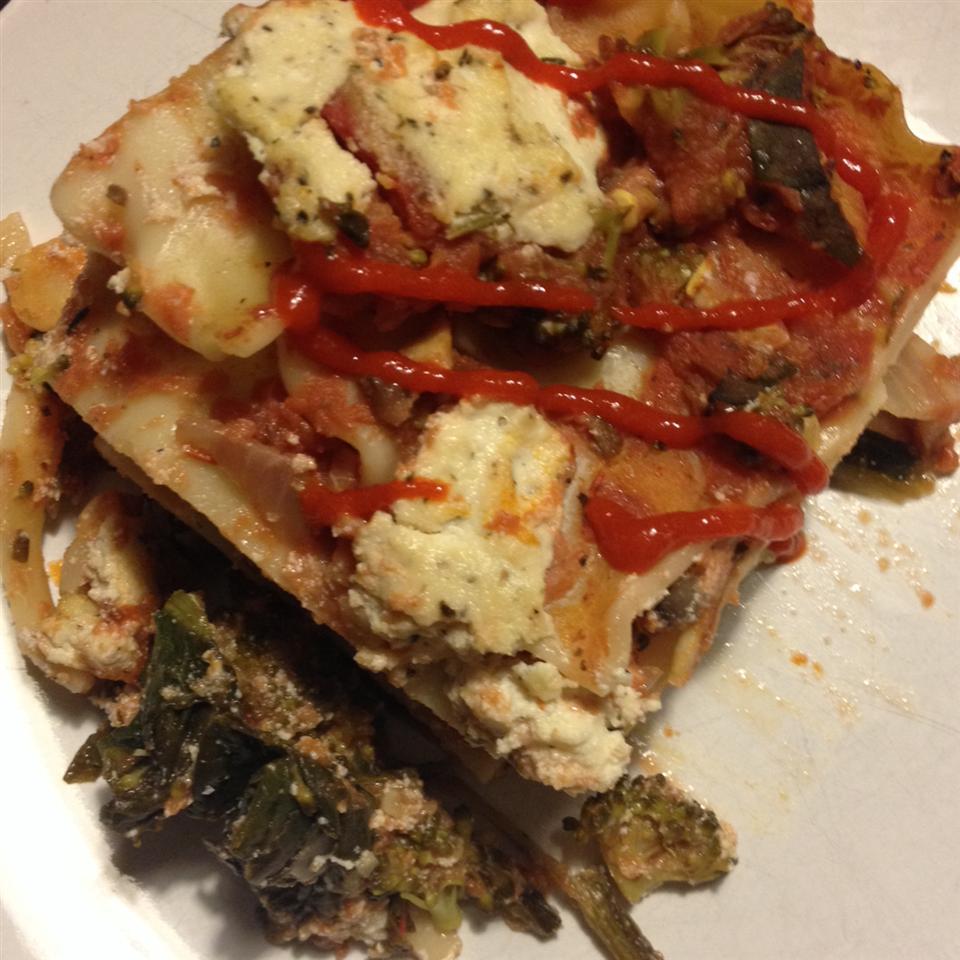 Vegetarian Lasagna Francia