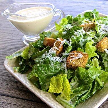 the best caesar salad dressing recipe