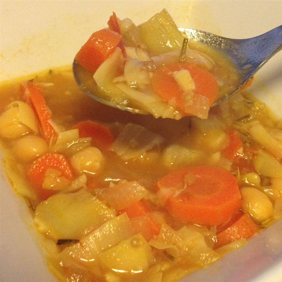 Artichoke and Chickpea Stew Jessica.nemec