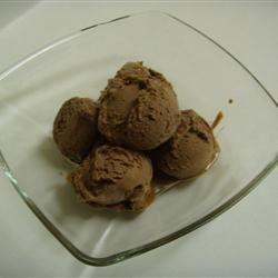 Chocolate Velvet Ice Cream Jenn Horton