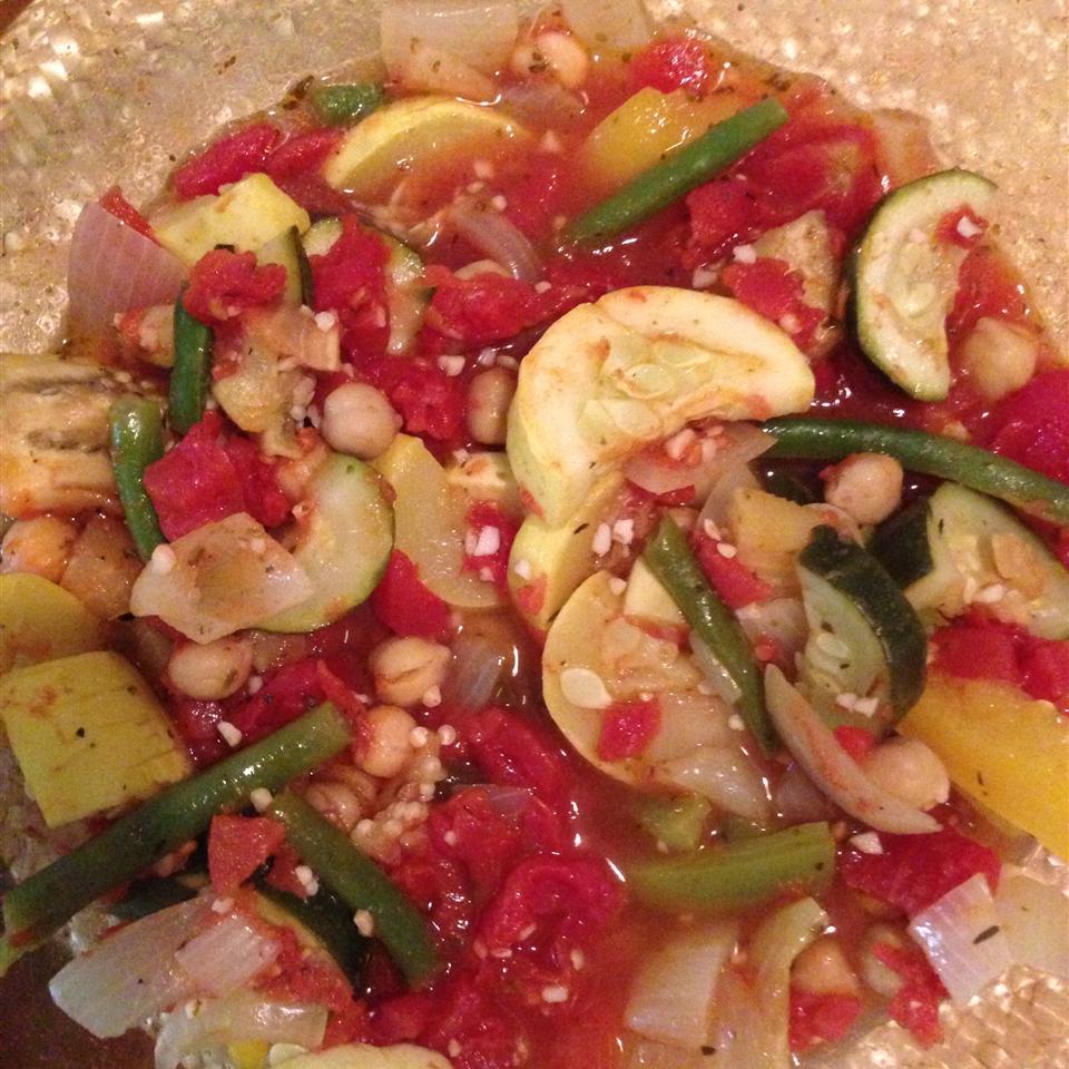 Mediterranean Vegetable Stew Nancy Turner Gramolini