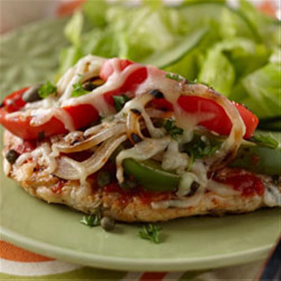 Chicken a la Pizza