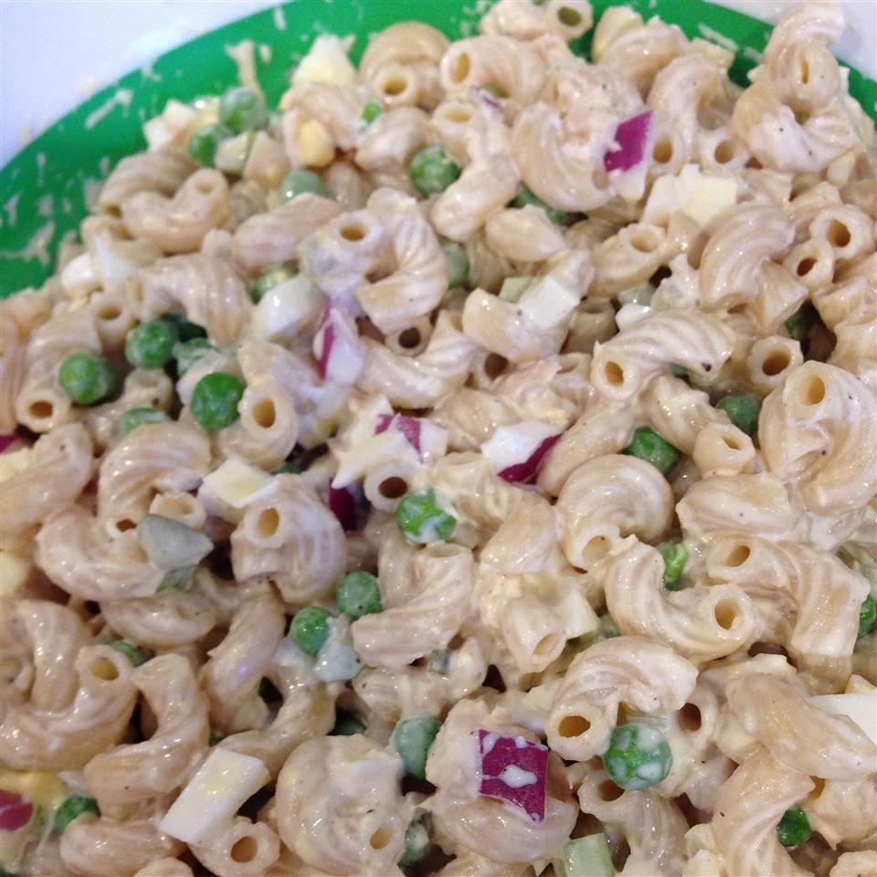 Amelia's Tuna Macaroni Salad my3sons