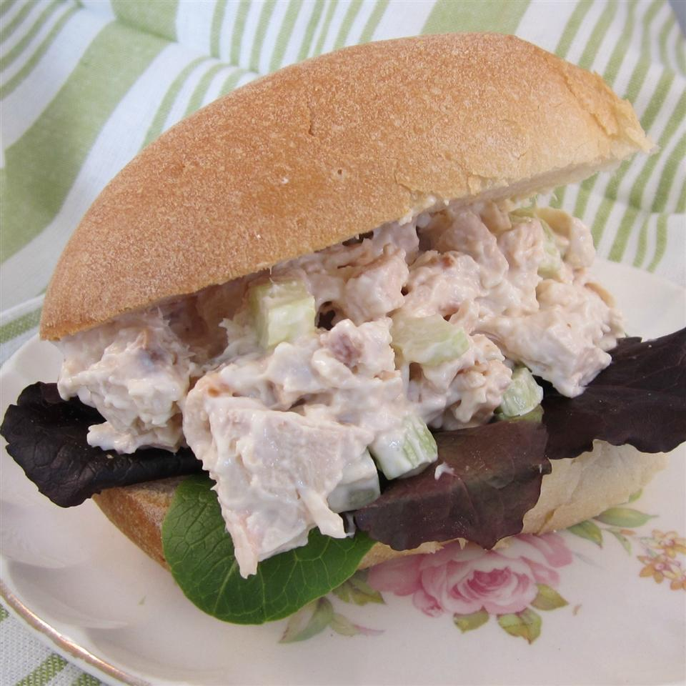 Basic Chicken Salad Jackie M.