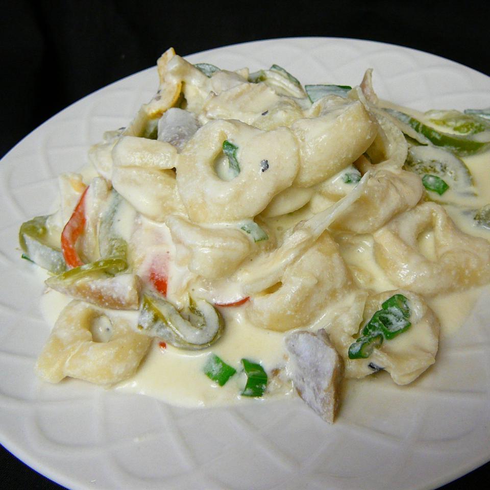 Easy Chicken Pasta Alfredo Lisa Cascioli Hauser
