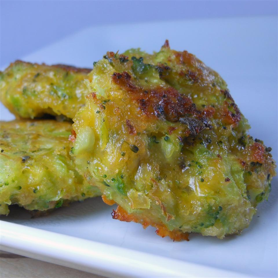 Broccoli and Cheddar Nuggets goodeats