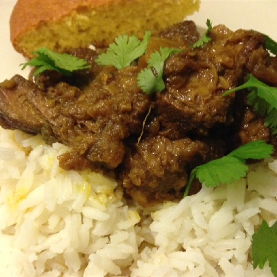 Authentic Bangladeshi Beef Curry